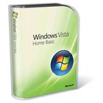 Windows Vista Home Basic SP1 Russian DVD (66G-02906)