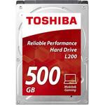 Жесткий диск Toshiba L200 500GB [HDWJ105UZSVA]