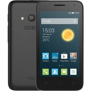 Смартфон Alcatel One Touch Pixi 4 Black [4034D]