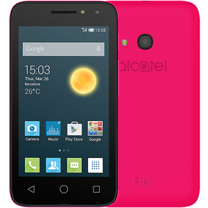 Смартфон Alcatel One Touch Pixi 4 Pink [4034D]