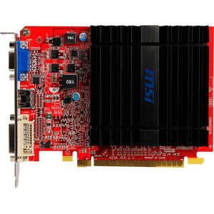 Видеокарта 1024MB GDDR3 Radeon R5 230 MSI (R5 230 1GD3H)