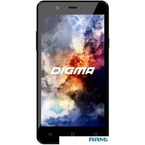 Смартфон Digma Linx A501 4G Black