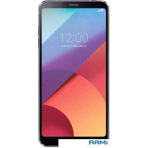 Смартфон LG G6 Dual SIM (космический черный) [H870DS]