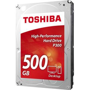 Жесткий диск Toshiba P300 500GB [HDWD105UZSVA]