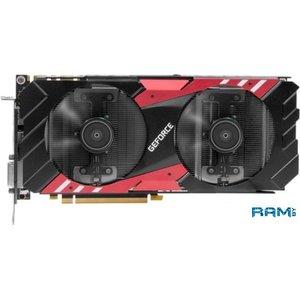 Видеокарта KFA2 GeForce GTX 1070 Ti Red Edition 8GB GDDR5 70ISH6DHL5MK