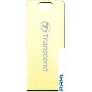 USB Flash Transcend JetFlash T3G 16Gb Gold (TS16GJFT3G)