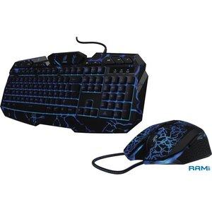 Мышь + клавиатура Hama uRage Illumination Gaming Starter Kit