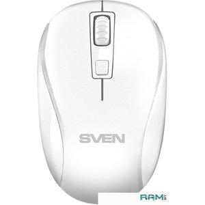 Мышь SVEN RX-255W (белый)
