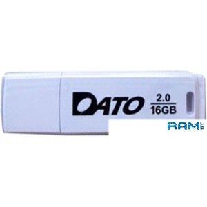 USB Flash Dato DB8001W 16GB (белый)