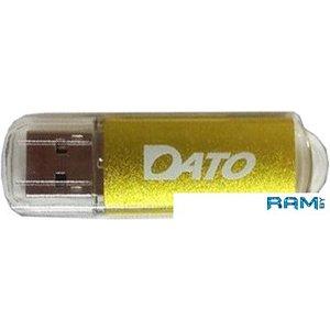 USB Flash Dato DS7012 16GB (золотистый)