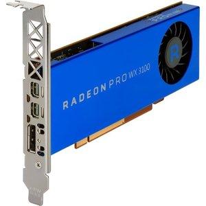 Видеокарта HP Radeon PRO WX 3100 4GB GDDR5 2TF08AA