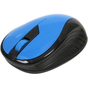 Мышь Omega OM-415 (синий/черный)