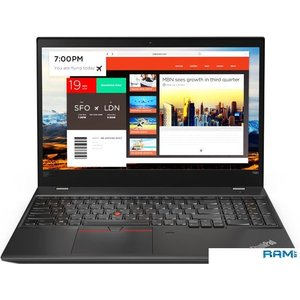 Ноутбук Lenovo ThinkPad T580 20L90022RT