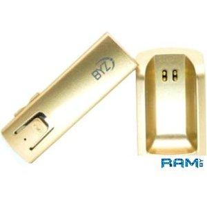 Bluetooth гарнитура BYZ YC-003 (золотистый)