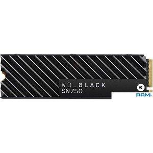 SSD WD Black SN750 500GB WDS500G3XHC