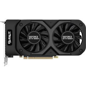 Видеокарта Palit GeForce GTX 1050 Ti Dual 4GB GDDR5 [NE510T018G1-1071D]