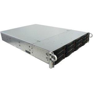 Корпус Supermicro SuperChassis 826BE26-R1K28LPB 1280W