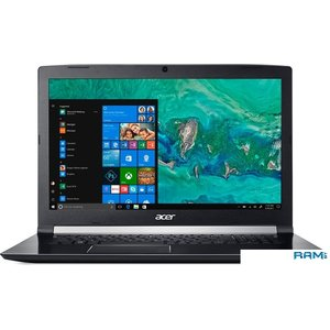 Ноутбук Acer Aspire 7 A717-72G-717P NH.GXEER.005