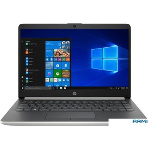 Ноутбук HP 14-dk0002ur 6NC24EA