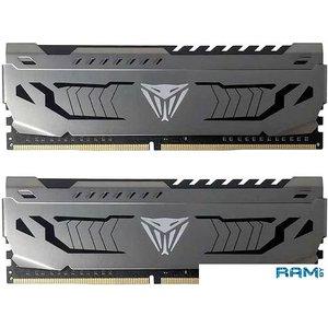 Оперативная память Patriot Viper Steel 2x8GB DDR4 PC4-29800 PVS416G373C7K