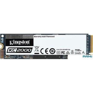 SSD Kingston KC2000 1TB SKC2000M8/1000G