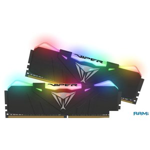 Оперативная память Patriot Viper RGB 2x8GB DDR4 PC4-28800 PVR416G360C7K