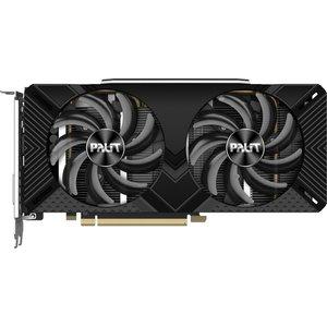 Видеокарта Palit GeForce RTX 2060 Super Dual 8GB GDDR6 NE6206S018P2-1160A