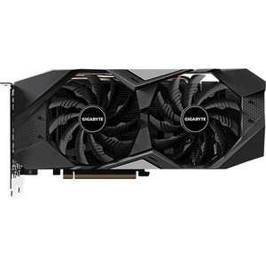 Видеокарта Gigabyte GeForce RTX 2060 WindForce OC 6GB GDDR6 (rev. 2.0) [GV-N2060WF2OC-6GD V2]
