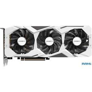 Видеокарта Gigabyte GeForce RTX 2060 Super Gaming OC White 8GB GDDR6 [GV-N206SGAMINGOC WHITE-8GC]