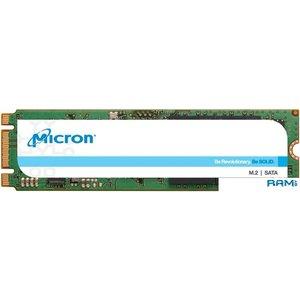 SSD Micron 1300 1TB MTFDDAV1T0TDL-1AW1ZABYY