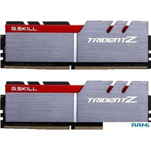 Оперативная память G.Skill Trident Z 2x8GB DDR4 PC4-30900 F4-3866C18D-16GTZ