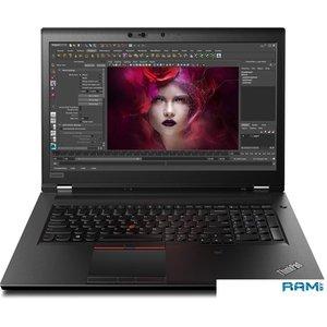 Ноутбук Lenovo ThinkPad P72 20MB0000RT