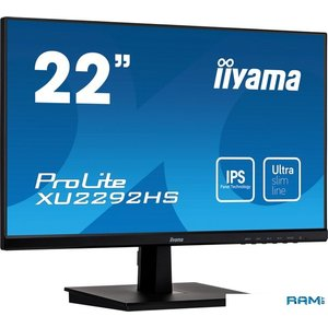 Монитор Iiyama ProLite XU2292HS-B1