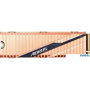 SSD Gigabyte Aorus NVMe Gen4 2TB GP-ASM2NE6200TTTD