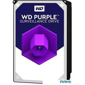 Жесткий диск WD Purple 8TB WD82PURZ
