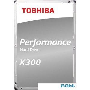 Жесткий диск Toshiba X300 12TB HDWR21CEZSTA