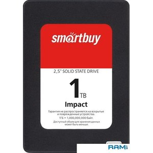 SSD Smart Buy Impact 1TB SBSSD-001TT-PH12-25S3