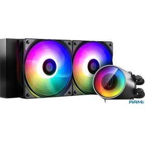 Кулер для процессора DeepCool GamerStorm Castle 240RGB V2 DP-GS-H12AR-CSL240V2