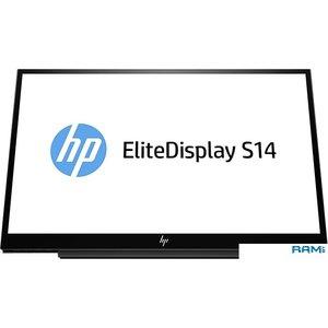 Монитор HP EliteDisplay S14