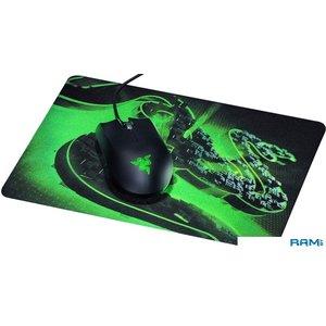 Игровая мышь Razer Abyssus Lite + Goliathus Mobile Construct Edition