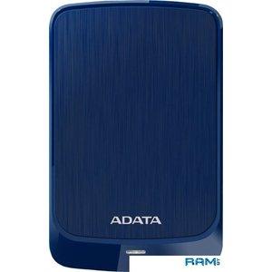Внешний накопитель A-Data HV320 AHV320-4TU31-CBL 4TB (синий)