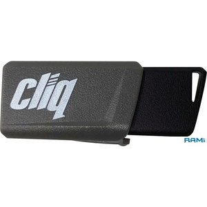 USB Flash Patriot Cliq 32GB (черный)