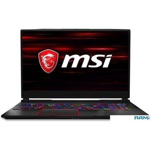 Ноутбук MSI GE75 9SG-1061RU Raider