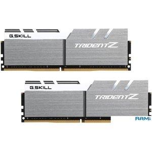 Оперативная память G.Skill Trident Z 2x8GB DDR4 PC4-25600 F4-3200C14D-16GTZSW