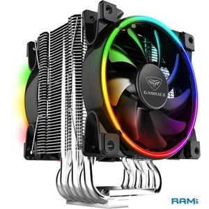 Кулер для процессора PCCooler GI-R68X Corona RGB