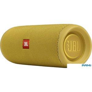Беспроводная колонка JBL Flip 5 (желтый)