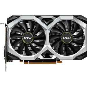 Видеокарта MSI GeForce GTX 1660 Ventus XS OCV1 6GB GDDR5
