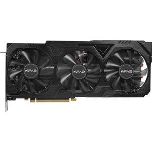 Видеокарта KFA2 GeForce RTX 2070 Super EX Gamer Black Ed. 8GB GDDR6 27ISL6MDW0BK