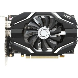 Видеокарта MSI Geforce GTX 1050 Ti OCV1 4GB GDDR5
