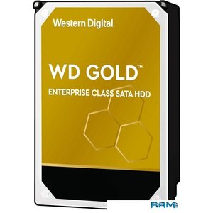 Жесткий диск WD Gold 8TB WD8004FRYZ